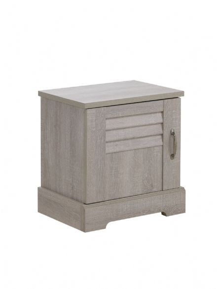 Thelma 1-Door Bedside Table